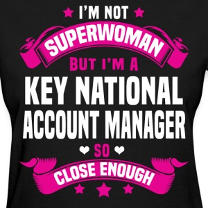 Key National Account Manager T-Shirts - Women's T-Shirt