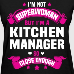 Kitchen Manager T-Shirts - Women's T-Shirt