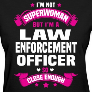 Law Enforcement Officer T-Shirts - Women's T-Shirt