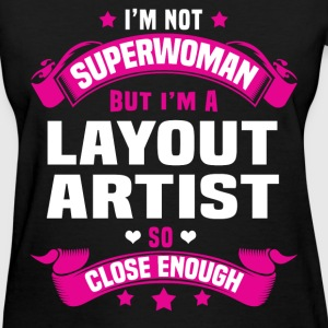 Layout Artist T-Shirts - Women's T-Shirt