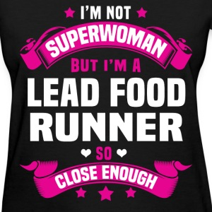 Lead Food Runner T-Shirts - Women's T-Shirt