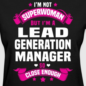 Lead Generation Manager T-Shirts - Women's T-Shirt