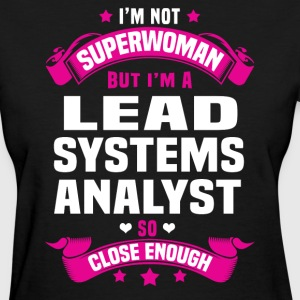 Lead Systems Analyst T-Shirts - Women's T-Shirt
