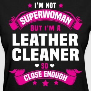 Leather Cleaner T-Shirts - Women's T-Shirt
