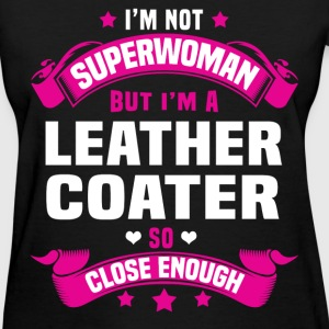 Leather Coater T-Shirts - Women's T-Shirt