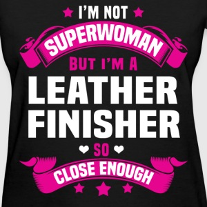Leather Finisher T-Shirts - Women's T-Shirt