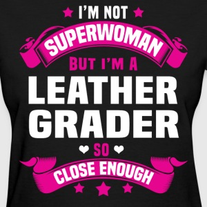 Leather Grader T-Shirts - Women's T-Shirt