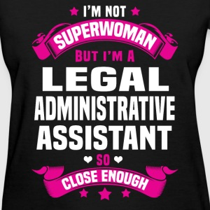 Legal Administrative Assistant T-Shirts - Women's T-Shirt