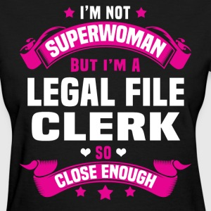 Legal File Clerk T-Shirts - Women's T-Shirt