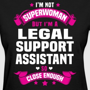Legal Support Assistant T-Shirts - Women's T-Shirt