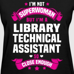 Library Technical Assistant T-Shirts - Women's T-Shirt