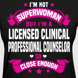 Licensed Clinical Professional Counselor T-Shirts - Women's T-Shirt
