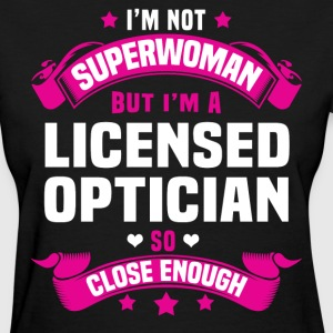 Licensed Optician T-Shirts - Women's T-Shirt