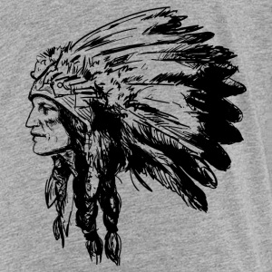 American Native Head - Toddler Premium T-Shirt