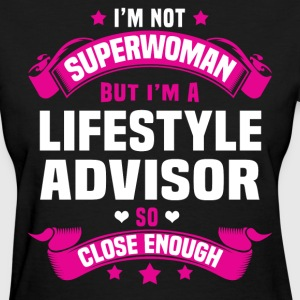 Lifestyle Advisor T-Shirts - Women's T-Shirt