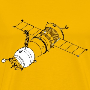 satellite - Men's Premium T-Shirt