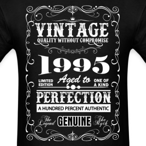 Premium Vintage 1995 Aged To Perfection T-Shirts - Men's T-Shirt