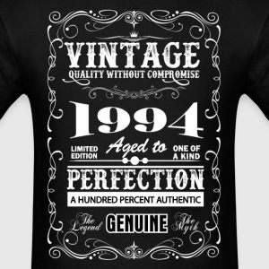 Premium Vintage 1994 Aged To Perfectio T-Shirts - Men's T-Shirt