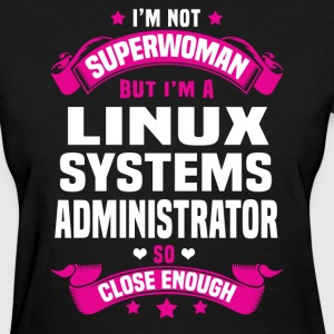 Linux Systems Administrator T-Shirts - Women's T-Shirt