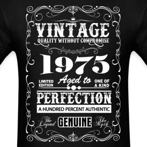 Premium Vintage 1975 Aged To Perfection T-Shirts - Men's T-Shirt