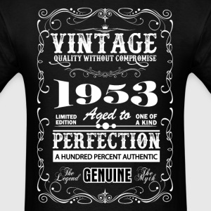 Premium Vintage 1953 Aged To Perfection T-Shirts - Men's T-Shirt