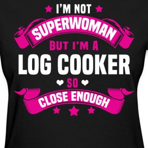 Log Cooker T-Shirts - Women's T-Shirt