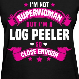 Log Peeler T-Shirts - Women's T-Shirt