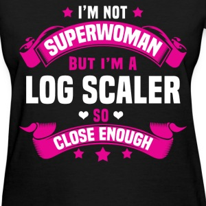 Log Scaler T-Shirts - Women's T-Shirt