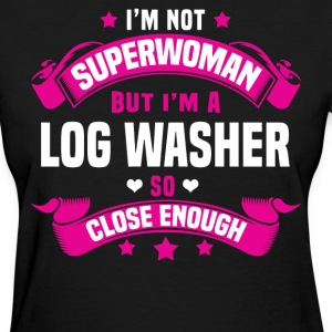 Log Washer T-Shirts - Women's T-Shirt