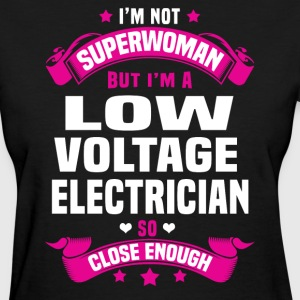 Low Voltage Electrician T-Shirts - Women's T-Shirt