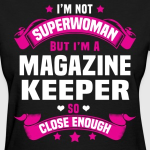Magazine Keeper T-Shirts - Women's T-Shirt