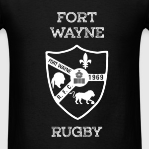 Rugby - Fort Wayne rugby - Men's T-Shirt