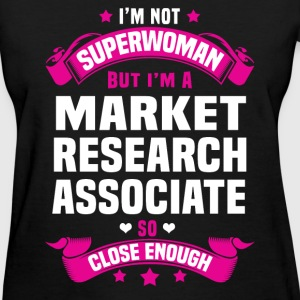 Market Research Associate T-Shirts - Women's T-Shirt