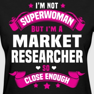 Market Researcher T-Shirts - Women's T-Shirt