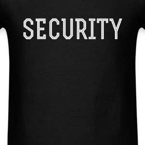Security - Security  - Men's T-Shirt