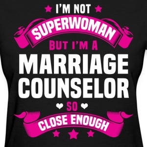 Marriage Counselor T-Shirts - Women's T-Shirt