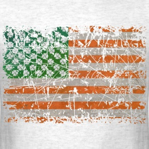 Irish States Of Lucky America  - Men's T-Shirt