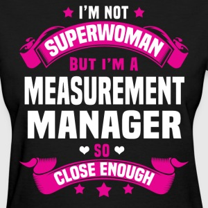 Measurement Manager T-Shirts - Women's T-Shirt