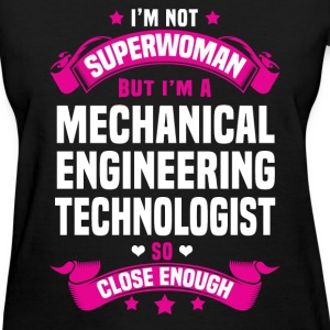 Mechanical Engineering Technologist T-Shirts - Women's T-Shirt