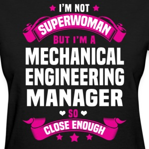 Mechanical Engineering Manager T-Shirts - Women's T-Shirt