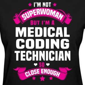 Medical Coding Technician T-Shirts - Women's T-Shirt