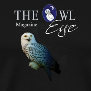 Owl Eye Magazine Clothing - Men's Premium T-Shirt