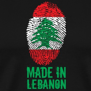 Made in Lebanon / اللبنانية - Men's Premium T-Shirt