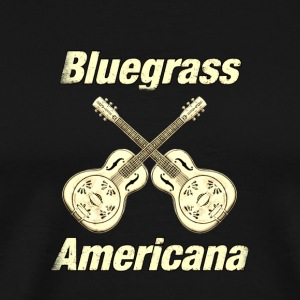 Bluegrass Americana - Men's Premium T-Shirt