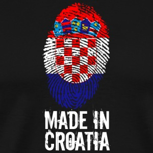 Made in Croatia / Hrvatska - Men's Premium T-Shirt