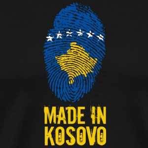 Made in Kosovo / Kosova Kosovë - Men's Premium T-Shirt