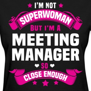 Meeting Manager T-Shirts - Women's T-Shirt