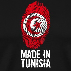 Made in Tunisia / تونس‎‎ ⵜⵓⵏⴻⵙ - Men's Premium T-Shirt