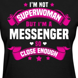 Messenger T-Shirts - Women's T-Shirt