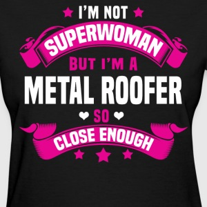 Metal Roofer T-Shirts - Women's T-Shirt